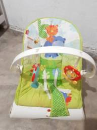 Cadeira Vibratória Bebe Fisher