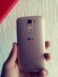 Smartphone. lg k10 2018