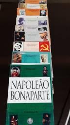 Coleção Iluminados Da Humanidade Contendo Ótimo 9 Livros