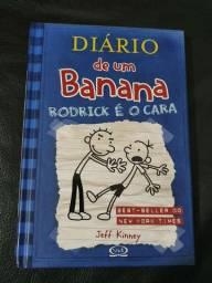 Livro Diário de um Banana - Rodrick é o Cara v2