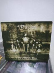 Cd My Dying Bride - A Line Of a Deathless kings ( raro ) com slipcase