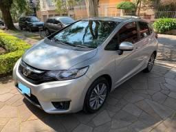 Honda fit 1.5 exl 16v flex4P automatico 2015