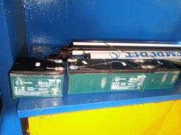 Bateria bicicleta 650