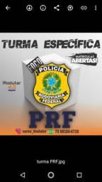 PRF procura policiais