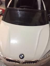 BMW na caixa