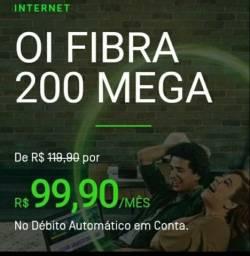 Internet Fibra e Móvel