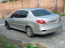 Peugeot 2007 passion flex 1.4 8vl ano 2011 completo