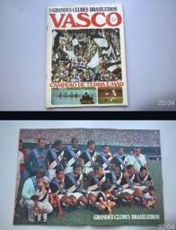 Revista Grandes Clubes Brasileiros Campeonato Nacional 1971/72