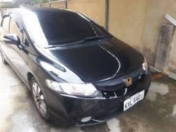 New civic Lxl 10/11 aut, gnv 5 geração, completo