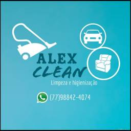 Alex Clean ,limpa sofá