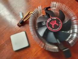 Processador Amd Am3 Athlon Ii X3 445 3.1 Ghz 3 Núcleos! com cooler