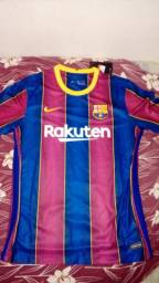 Camisa do Barcelona Temporada 20/21