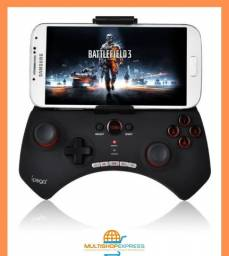 Controle Joystick Gamepad Bluetooth Ípega para Celular