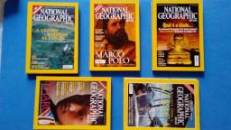 Coleção de Revista National Geografic