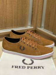 Tênis sapatenis Fred perry