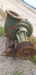 Bomba centrífuga de irrigação marca ksb 300 mm
