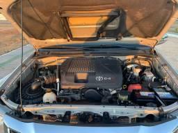 Hilux srv automática diesel 2014