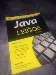 Livro Java para Leigos