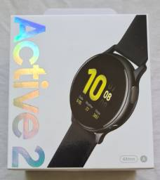 Samsung Galaxy Watch Active 2 lacrado na Caixa