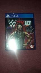 ***PROMOÇÃO*** Jogo WWE 2K18 para ps4