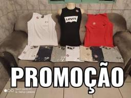 Camiseta Cavada R$ 29,99/ camiseta florida 34,99/ camiseta basquete 44,99