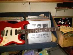 Guitarra Fender modelo strato