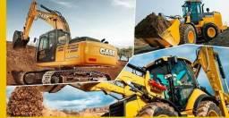 Máquinas pesadas e agriculas