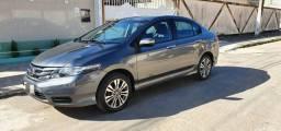 Honda City Ex Aut. 2013 Completo de Tudo. 99972.3159