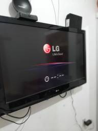 Vendo tv lg 42 polegadas nao é smart.