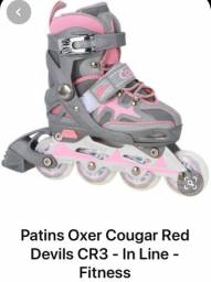 Patins Oxer Cougar tam 32-35