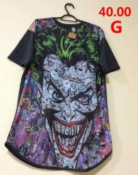Camisa coringa 1 linha nova