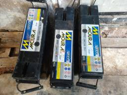 Bateria estacionária Moura 100 amp