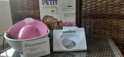 Bebedouro e purificador pet