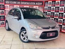 C3 Exclusive Automático 4P TOP de Linha!! * Com Apenas r$ 5.000,00 de Entrada