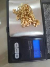 Vendo essas jóia ouro 750