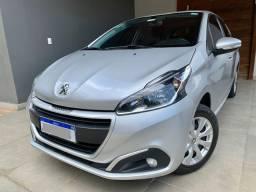 Peugeot 208 1.2 / 2017 - Baixo km
