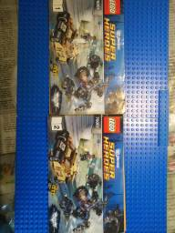Lego Super Heróis 76001 Batman,bane, Tumbler