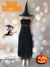 Fantasia Bruxa Halloween