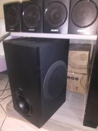 Caixas Home teather Sony