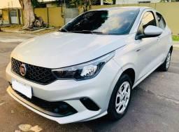 Fiat argo 1.0 Drive Flex 2018 entrada 10 mil