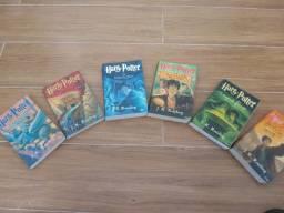 Livros Herry Potter