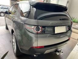 LAND ROVER DIESEL DISCOVERY SPORT S E 4x4 AUTOMÁTICO ANO 2016 -SPD -NOVA REVISÃO ORIGINAL