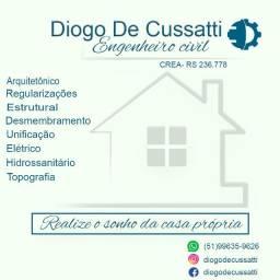Diogo De Cussatti - Engenheiro Civil