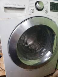 Maquina lava e seca lg