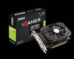 Gtx 1060 6GB Msi iGamer - Desempenho perfeito