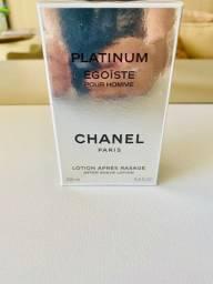 After Shave Lotion Chanel Platinum Egoiste