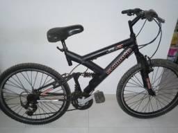 Bike aro 26 full suspensão