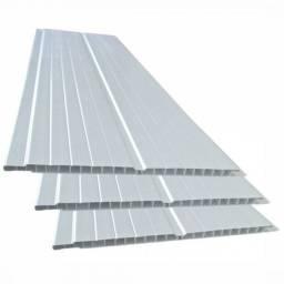 Forro PVC Branco Instalado A Partir R$49,90m² A Vista - Amo Casa Acabamentos