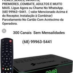 Receptor  Sportbox LANÇAMENTO 2020