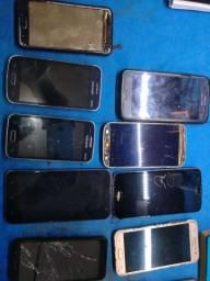 Lote de aparelhos